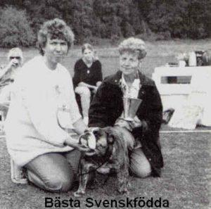 Selma blev även bästa svenskfödda